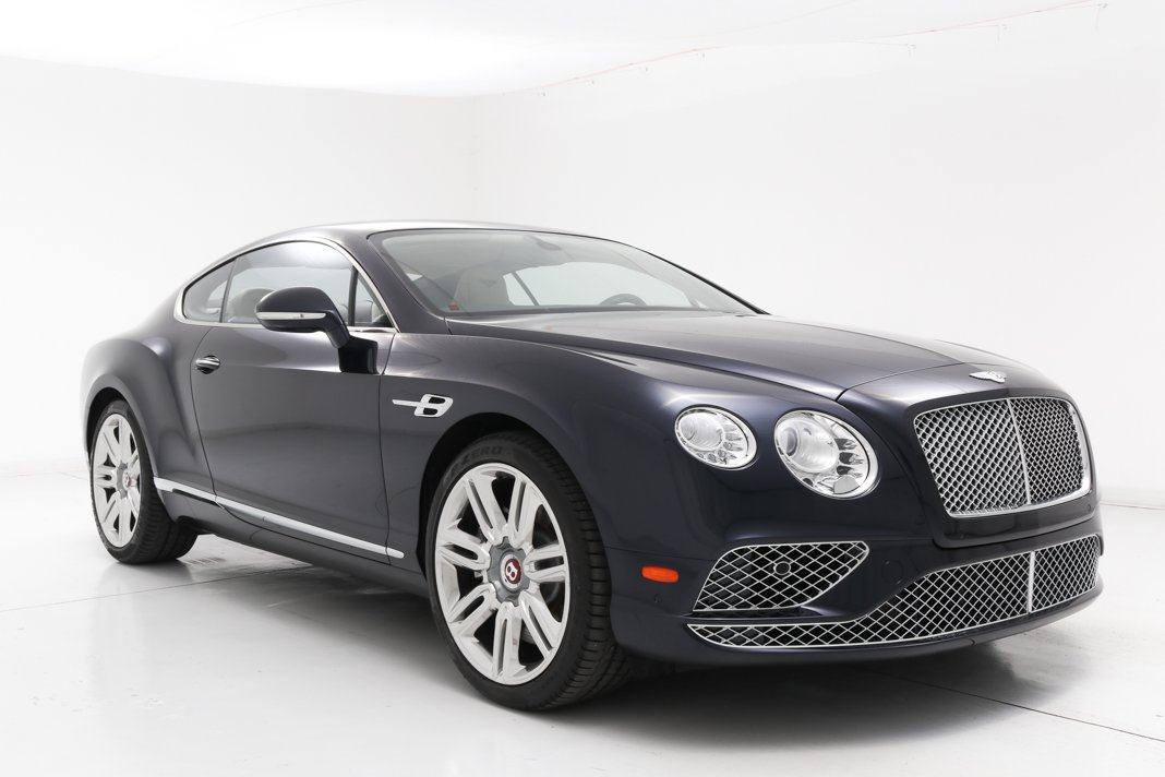 Pre Owned 2017 Bentley Continental Gt V8 2dr Car In Fort Lauderdale