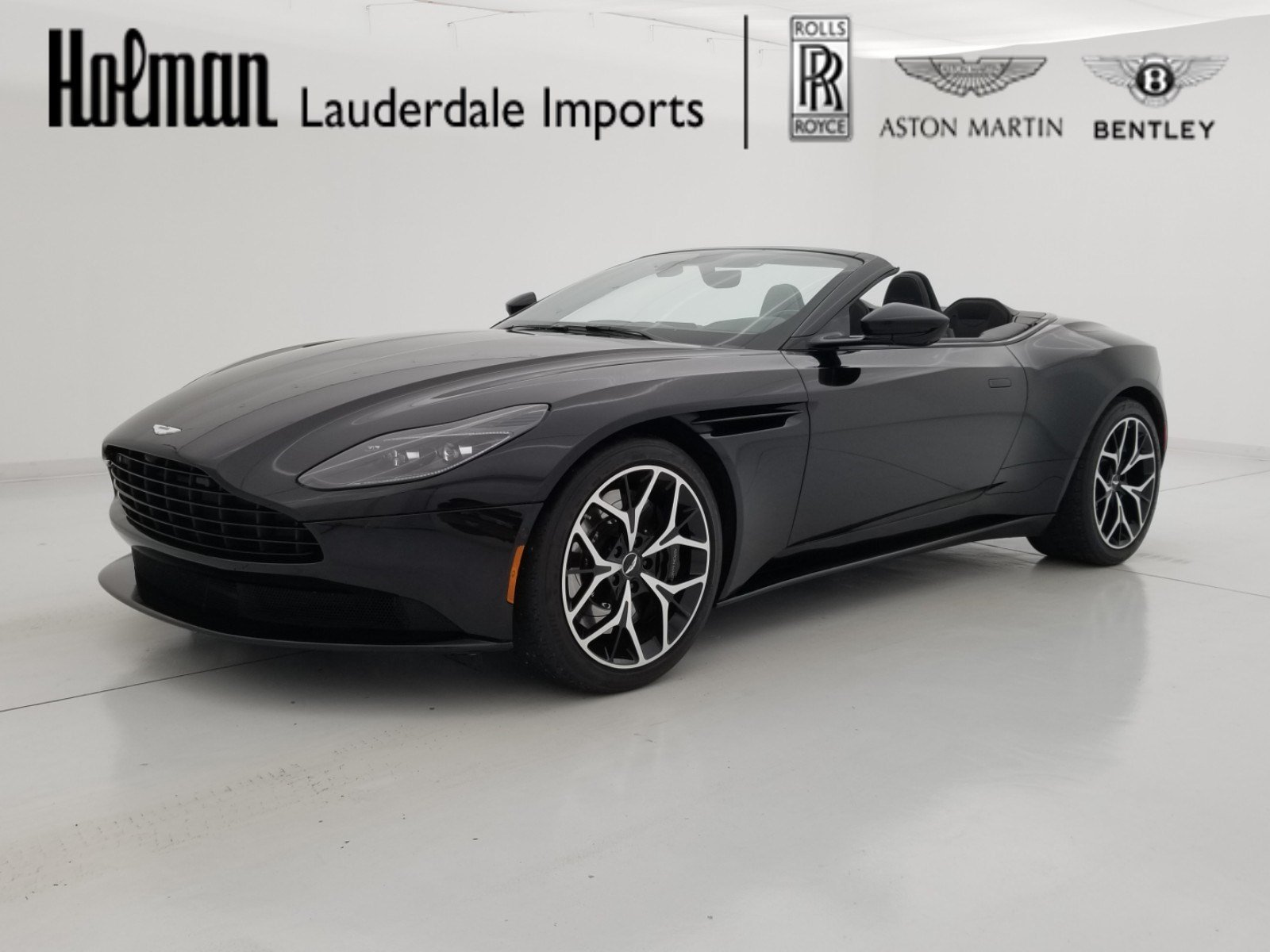 PreOwned Aston Martin DB Volante Convertible In Fort - Aston martin under 20k