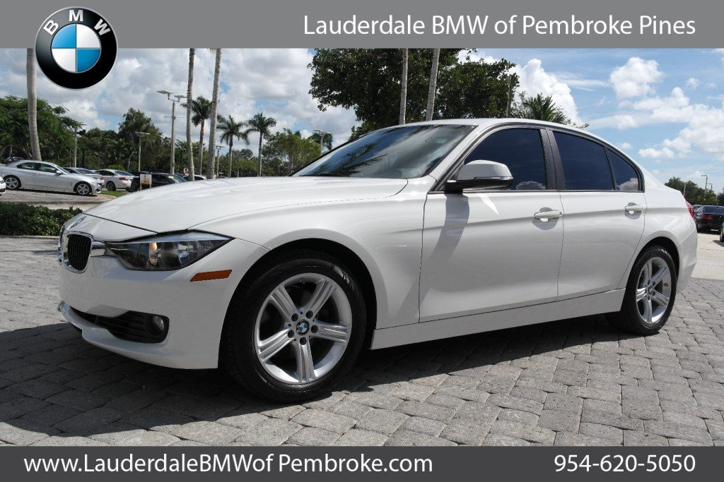 Pre-Owned 2015 BMW 328i 4dr Car