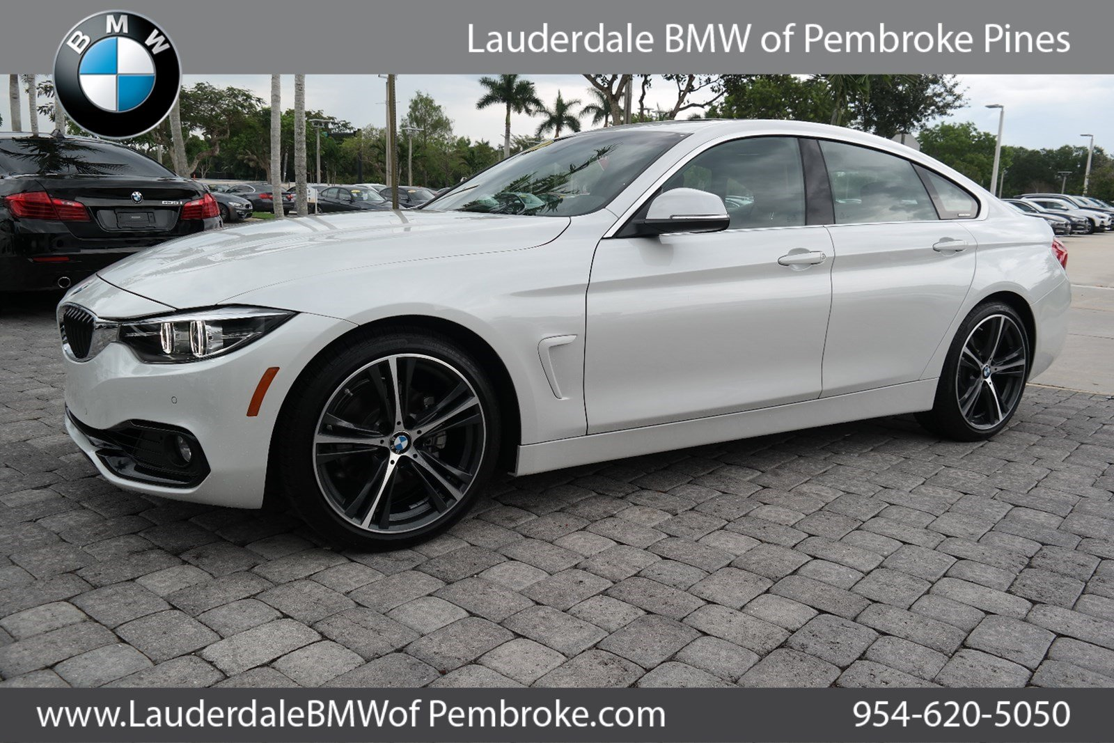 Pre-Owned 2019 BMW 430i Hatchback