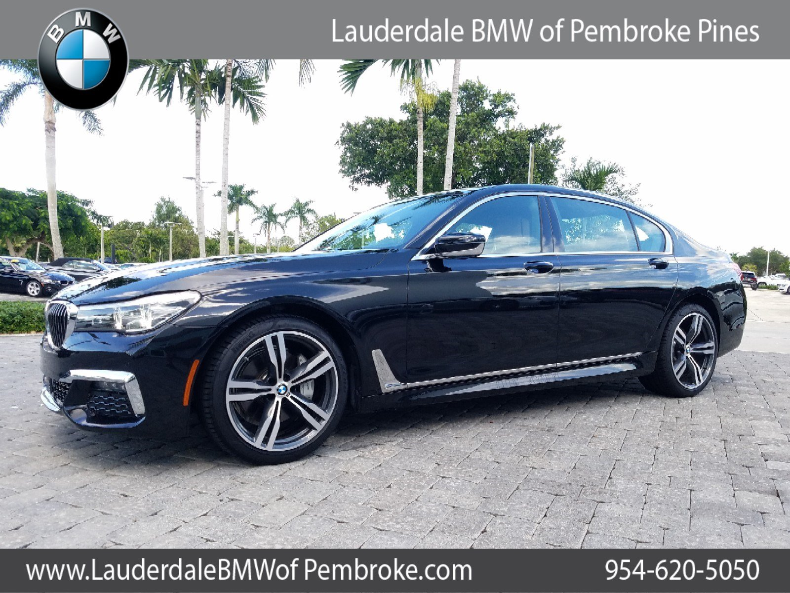 Pre-Owned 2019 BMW 7 Series 4dr Car