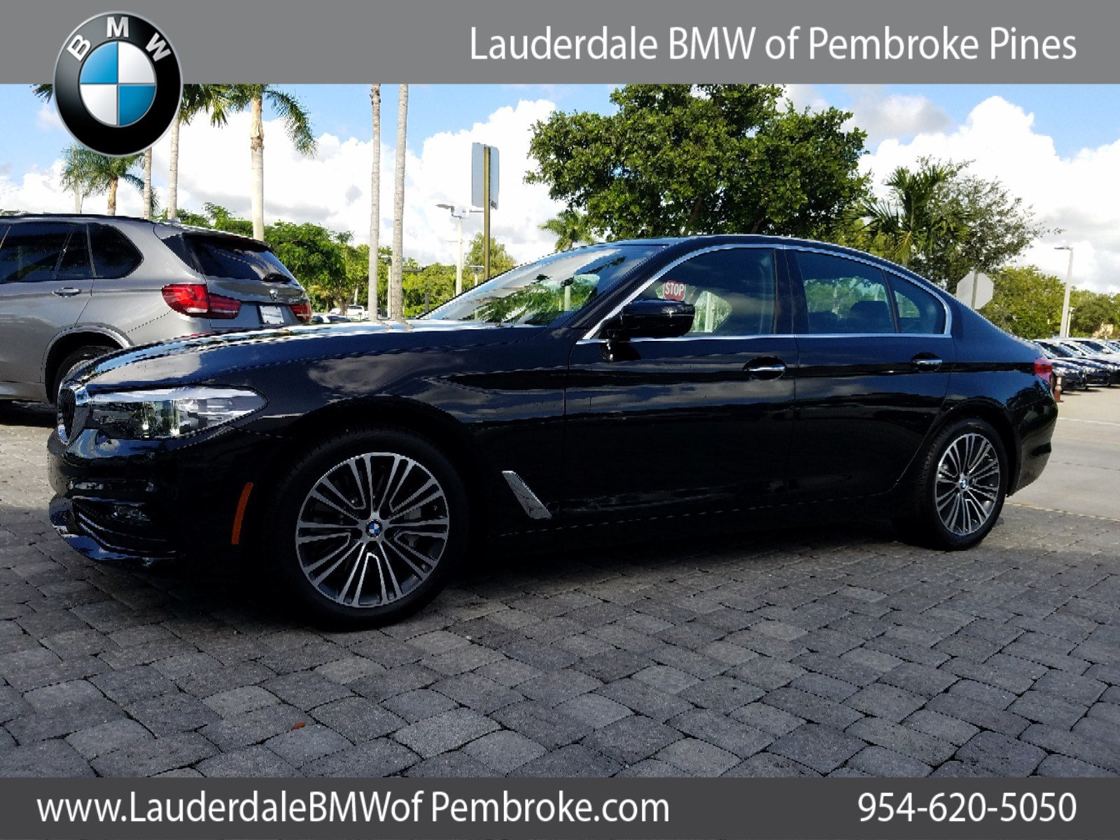 Pre-Owned 2018 BMW 530i 4dr Car
