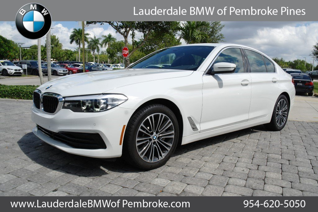 Pre-Owned 2019 BMW 530i 4dr Car