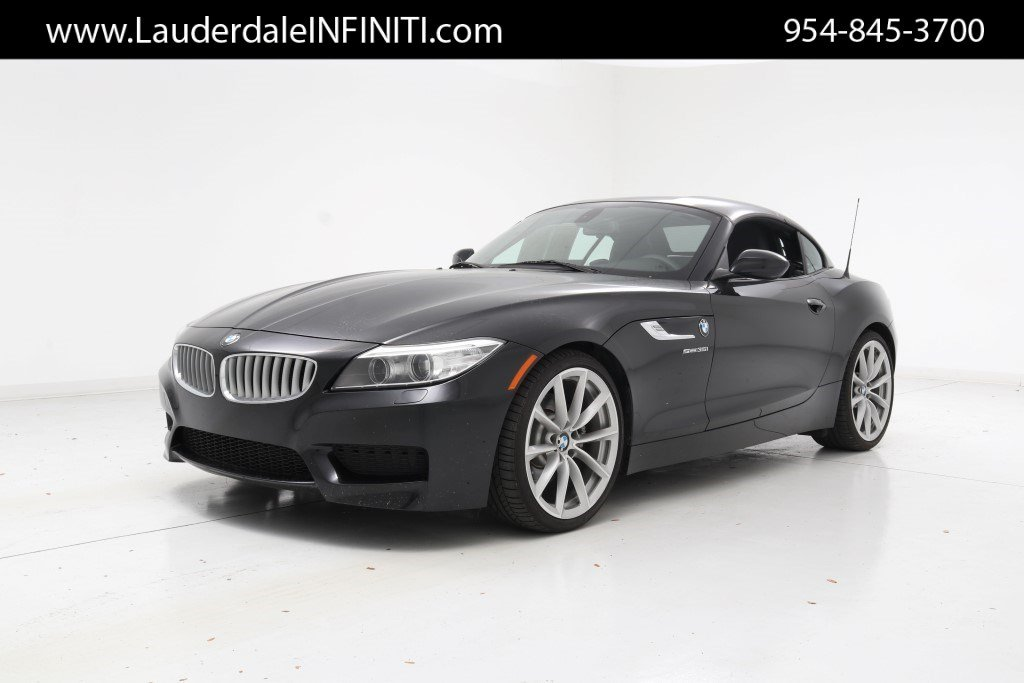 Pre Owned 2015 Bmw Z4 Sdrive35i Convertible In Fort Lauderdale