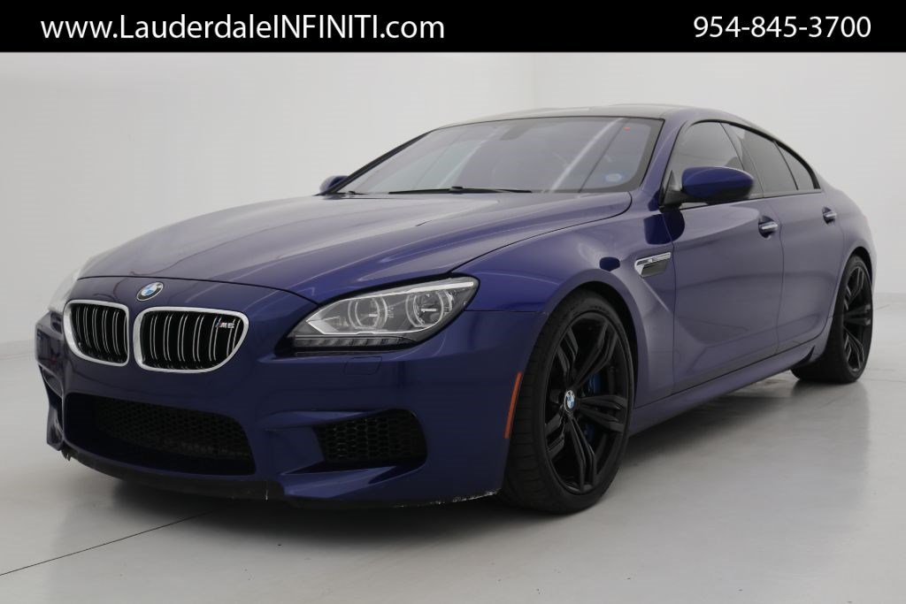 Pre-Owned 2014 BMW M6 Base