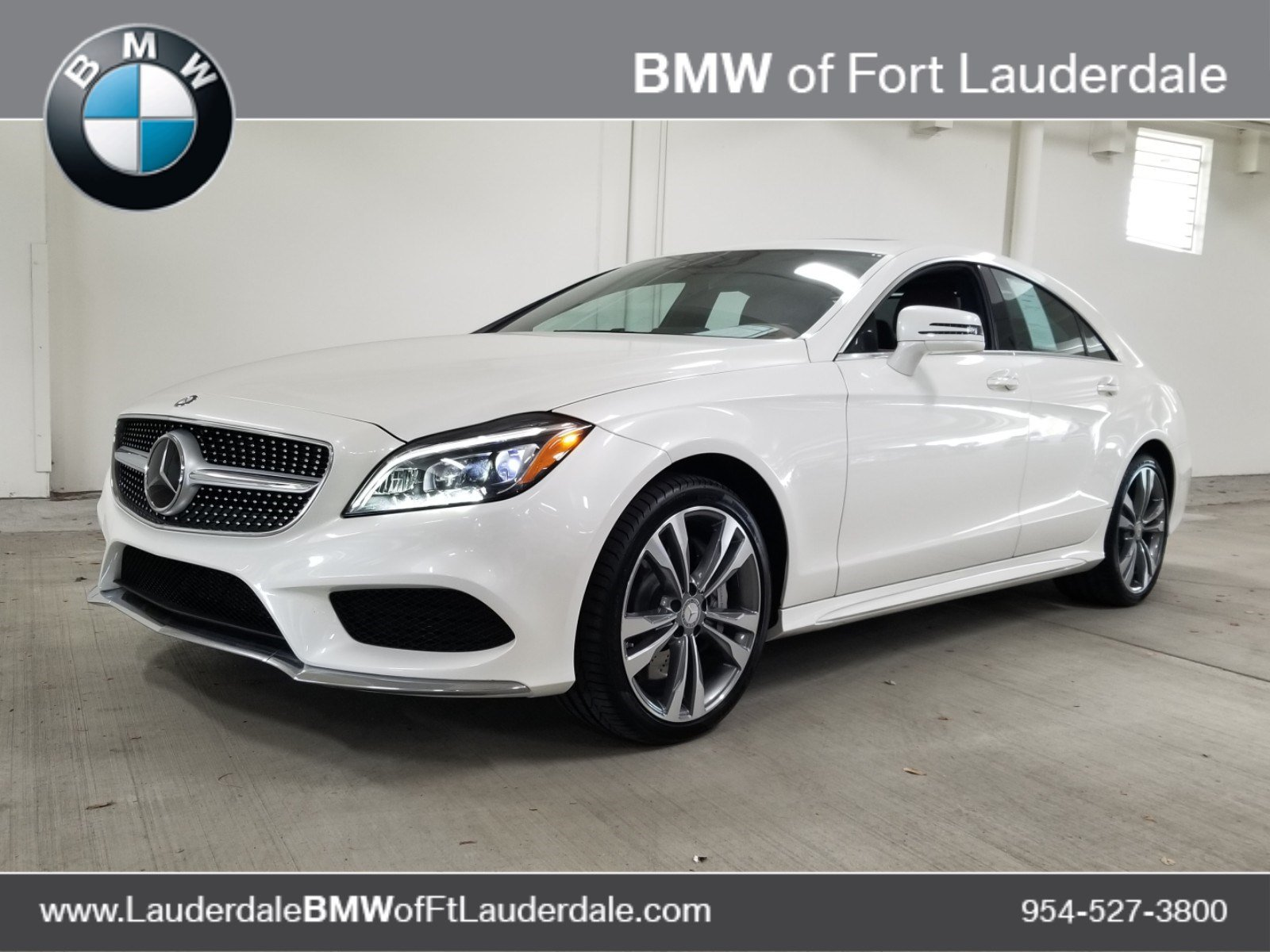 Pre Owned 2016 Mercedes Benz Cls 550