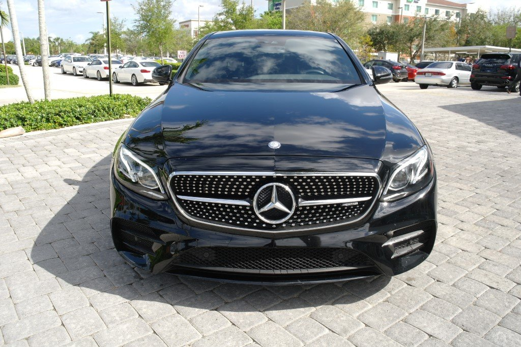 Pre Owned 2017 Mercedes Benz E Cl Amg 43