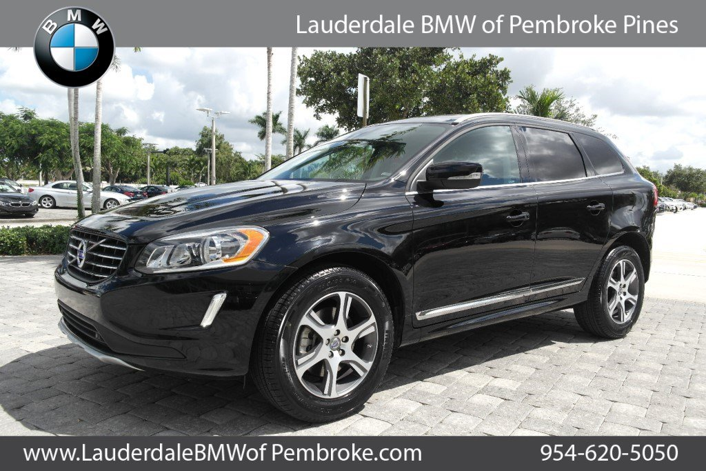 Pre-Owned 2015 Volvo XC60 T6 Drive-E