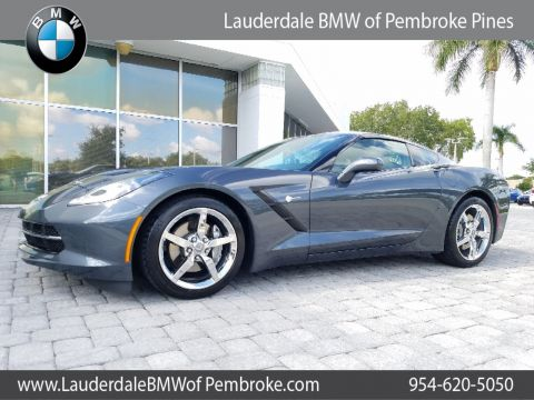 Pre-Owned 2014 Chevrolet Corvette Stingray 2LT