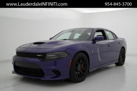 Pre-Owned 2016 Dodge Charger SRT Hellcat