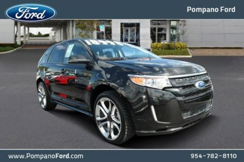 Pre-Owned 2012 Ford Edge Sport