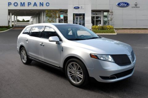 Pre-Owned 2015 Lincoln MKT EcoBoost