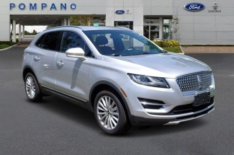 Pre-Owned 2019 Lincoln MKC Standard