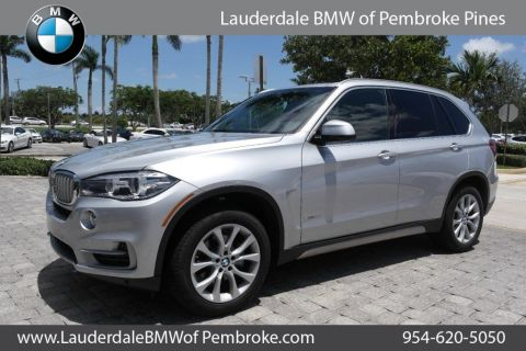 Pre-Owned 2018 BMW X5 sDrive35i