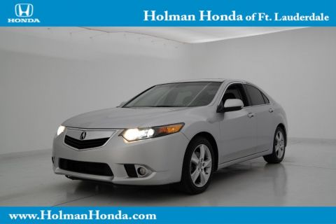 Pre-Owned 2013 Acura TSX 2.4