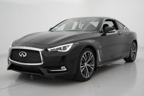 New 2018 INFINITI Q60 2.0t PURE AWD