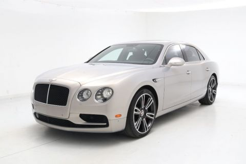 Pre-Owned 2018 Bentley Flying Spur V8 S