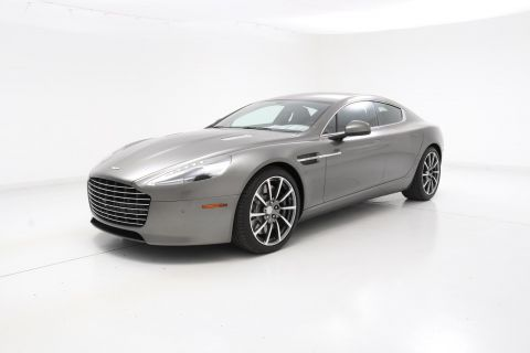 Pre-Owned 2017 Aston Martin Rapide S Shadow Edition