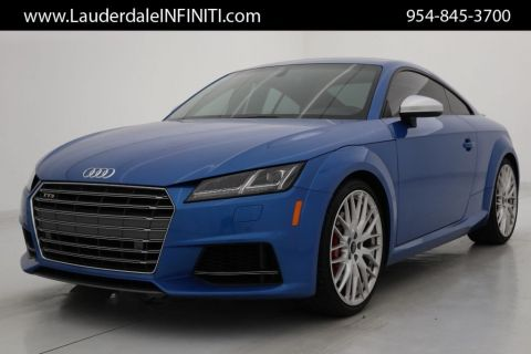 Pre-Owned 2017 Audi TTS 2.0T