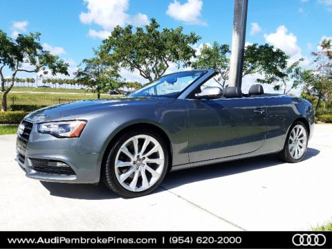 Pre-Owned 2014 Audi A5 Premium Plus