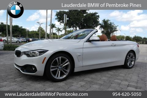 Pre-Owned 2019 BMW 4 Series 430i