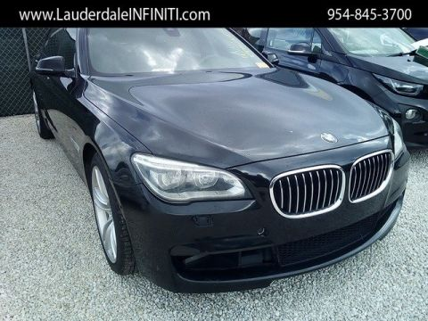 Pre-Owned 2013 BMW 7 Series 750Li