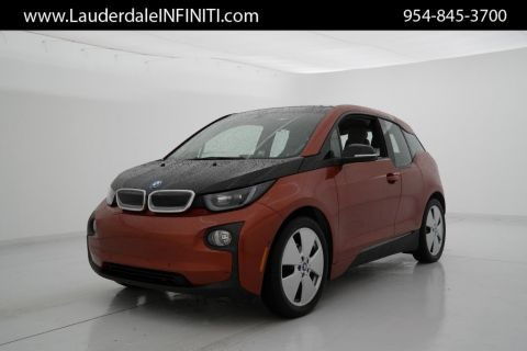 Pre-Owned 2015 BMW i3 with Range Extender