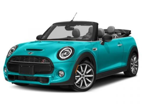 Pre-Owned 2020 MINI Convertible Cooper S
